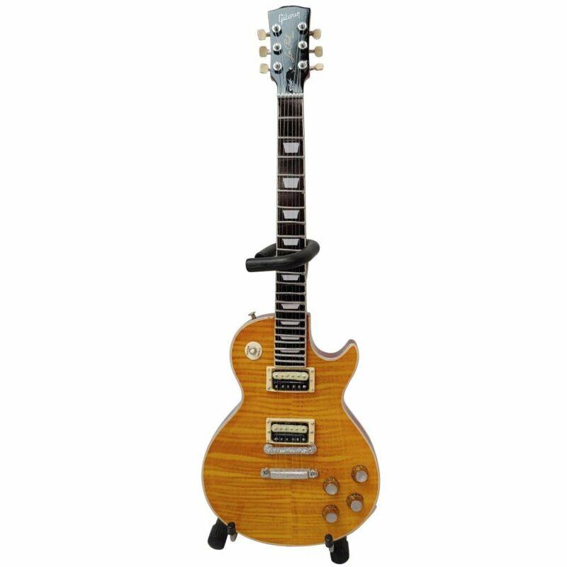 Axe Heaven Slash LP Standard Appetite Burst 1:4 Scale Mini Guitar Replica