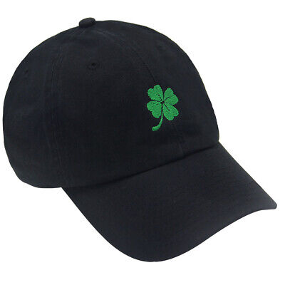 d Hats Caps Embroidered Style Vintage St. Patrick's Day Four (St Patrick Hats)