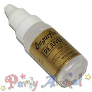 Sugarflair-Droplet-Cake-Decorating-Rejuvenator-Liquid-Spirit-14ml-Sugarcraft