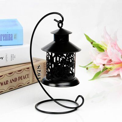 Antique Vintage Style Moroccan Large Garden Lantern Candle Holder Tea Light