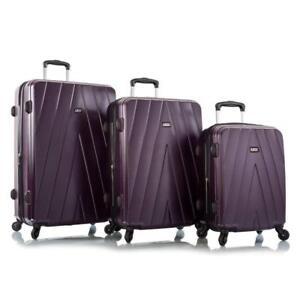 "Leo by Heys - Legacy Hard Side Spinner Luggage 3pc Set - 31"", 27"" & 21.5"""