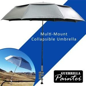 NEW Multi-Mount Collapsible Umbrella V 2.0 Condtion: New