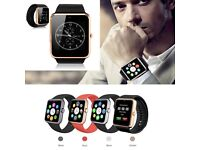 2017 GT08 Touch Screen Bluetooth Smart Watch- sim card- iPhone android