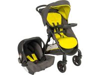 Brand new Graco buggy/pram/push chair and car seat