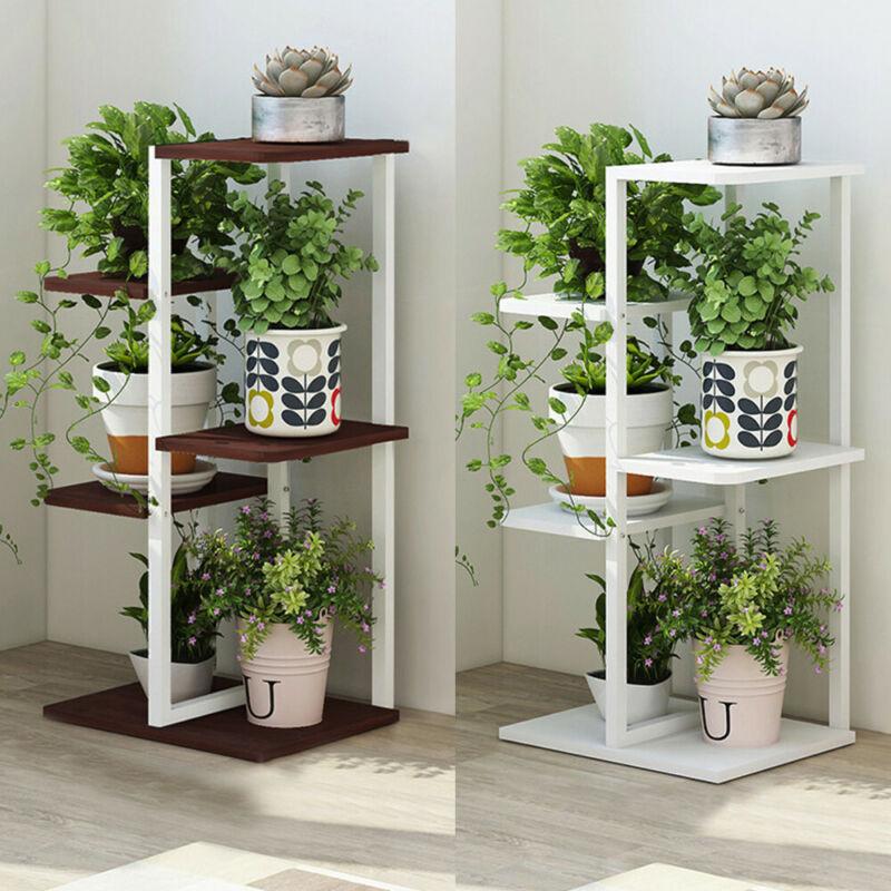 Plant Stand Rack Shelf Flower Pots Holder Display Rack Utili
