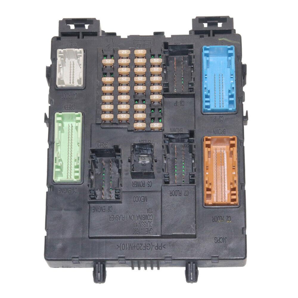 Oem Dv6t 14a073 Ce Fuse Box Fusebox For Ford Escape Focus Transit Connect