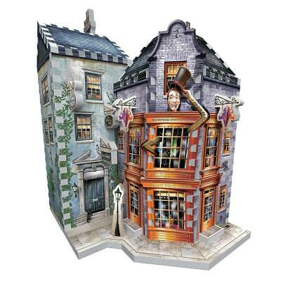Wrebbit 3D Harry Potter - Weasleys' Wizard Wheezes & Daily Prophet 3D Puzzle