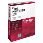 McAfee Total Protection 3 User