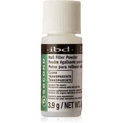 5 Second Nail Filler Powder, Clear 0.14 oz