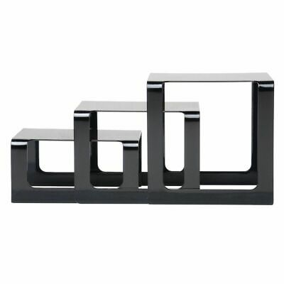 Vollrath Display Riser Set Black Stainless Steel 4600960