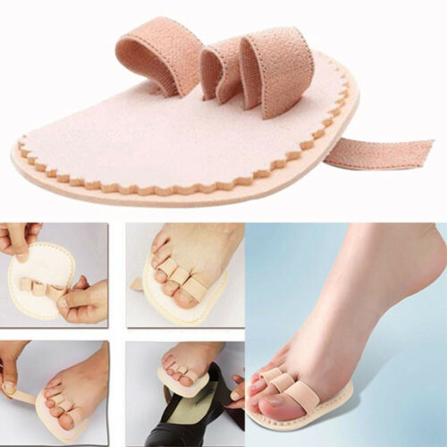 1 PAIR TOE PROFESSIONAL STRAIGHTENER BUDIN SPLINT HAMMER TOE CORRECTOR Foot Creams & Treatments