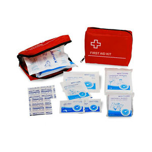 Bunty 34pc Dog Cat Pet First Aid Kit Travel Home Holiday Medical Veterinary Care