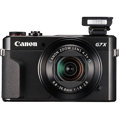 Valentines Day Deal Sale Canon Powershot G7 X Mark II / G7x M2 Digital Camera