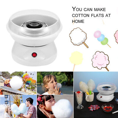 110v220v Children Cotton Candy Make Machine Floss Carnival Party Fluffy Sugar