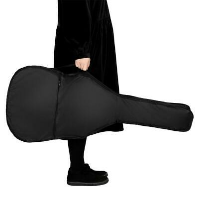 New Protable 41 Inch Acoustic Guitar Bag Black w/ Adjustable Shoulder Strap