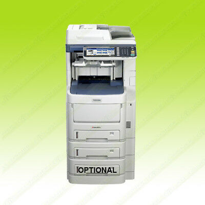 Toshiba E-studio 407cs Color Letter Legal Printer Copier Scanner Duplex 42ppm