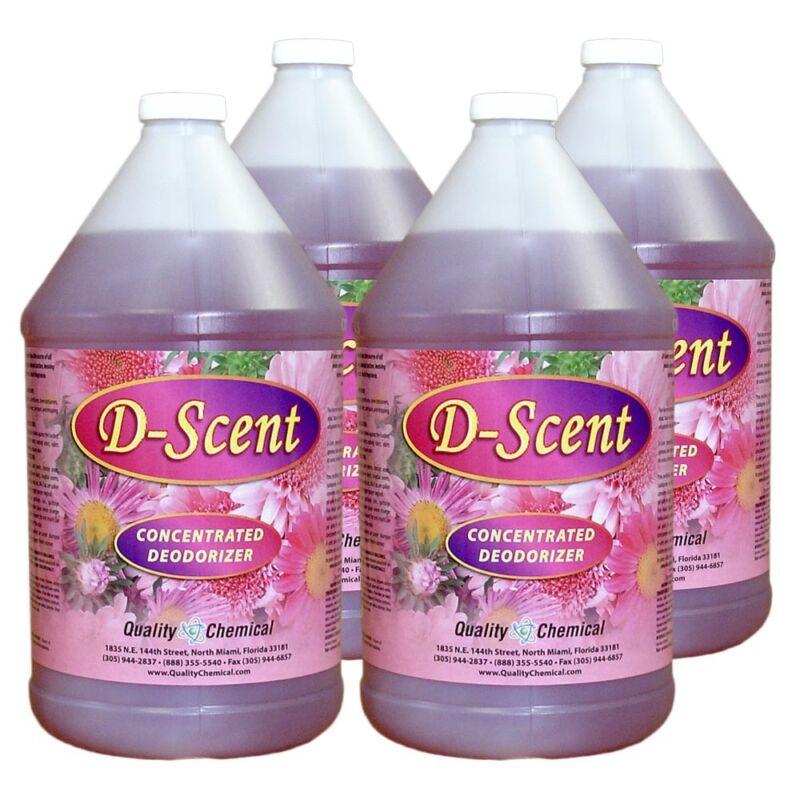 D-Scent Deodorizer - 4 gallon case