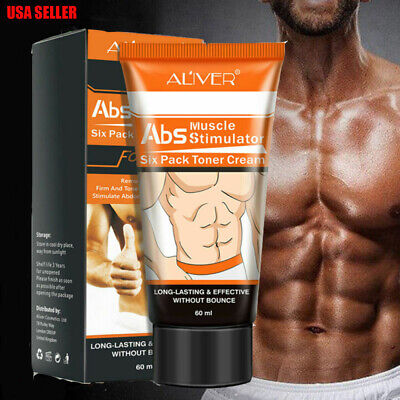 Slimming Cream Fat Burning Muscle Belly Stomach Weight Loss Tighten Muscles Men