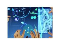 in 32 INCH MONITOR OFFICE Touch Screen Display - 3M Multi-Touch- C3266PW GRADED