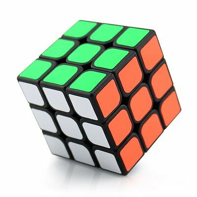 Twist Puzzle 3x3x3 Magic Cube Ultra-smooth Rubik Game Speed Rubix Kids Toy Gift