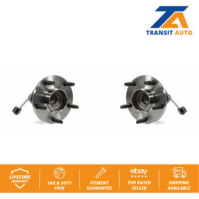 Front KUGEL Wheel Bearing Hub Assembly Pair Fit Chevrolet Corvette Cadillac XLR for sale  Canada