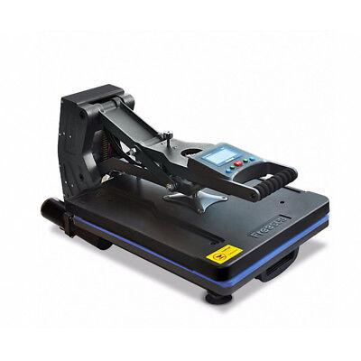 Automatic Digital Heat Press Draw T-shirt Printing Transfer Sublimation 40x50cm