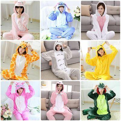 Kids Anime Costumes (Adult Kid Animal Anime Kigurumi Pajamas Costumes Jumpsuit Robe Cosplay)
