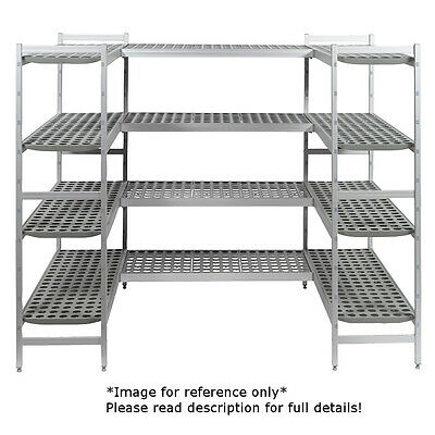 Fermod Doug8-10 8x10 Walk-in Cooler Shelving
