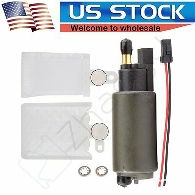 New Fuel Pump With Installation Kit For Ford Lincoln Jaguar Mazda Mercury E2386