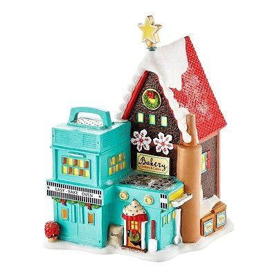 North Pole Series Hasbro Easy Bake Bakery Dept 56 North Pole 4044833 Christmas