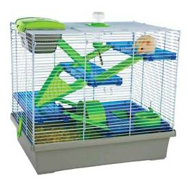 Hamster cage 🐹