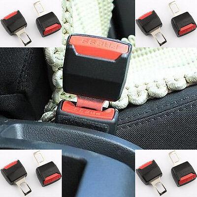 Car Safety Seat Belt Buckle Extender Alarm Stopper Canceller Fits All Cars