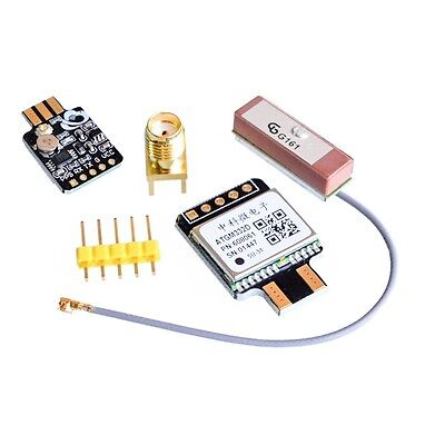 Gps Gprs Module Dual Mode Satellite Flight Control With Eeprom Replace Neo-m8n S