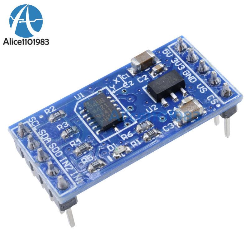 ADXL345 3-Axis Digital Acceleration of Gravity Tilt Module  AVR ARM MCU Arduino