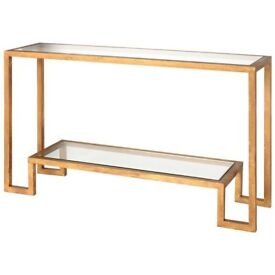Liang & Eimil Ming Console Table IN GOLD