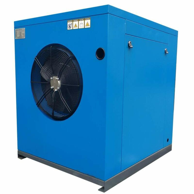 20HP Belt Driven Rotary Screw Air Compressor 80cfm @115 psi 230V/60Hz 3-Phase