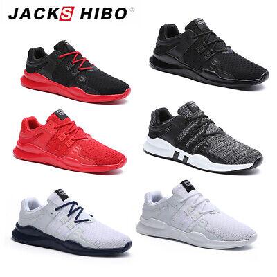 Herren Turnschuhe Laufschuhe Running Sneaker Sport Schuhe Atmungsaktiv Trainer (Sport Trainer)