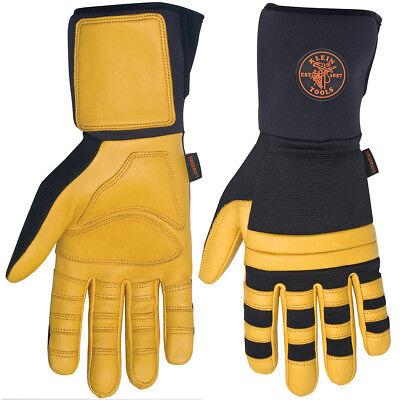 Klein Tools 40082 Large Lineman Work Gloves
