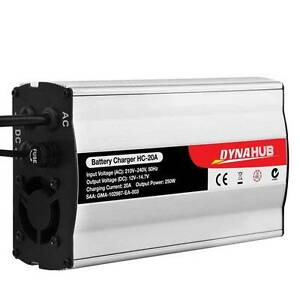 Free Delivery: Motorcycle Battery Charger 20Amp 12V-240V Parramatta Parramatta Area Preview