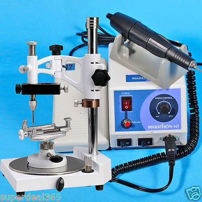 Dental Lab Marathon Polisher 35k Rpm Handpiece Square Parallel Surveyor Na