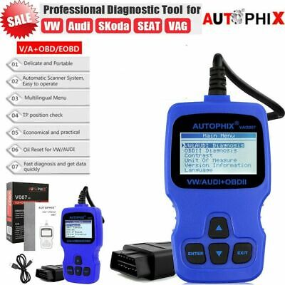 Autophix V007 Car Diagnostic Scanner ABS SRS Oil Service Reset Tool (Best Automotive Engine Oil)
