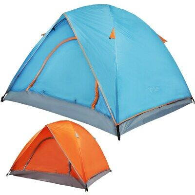 REDCAMP 2 Person 3 Ways Waterproof Lightweight Dome Double Layers Camping Tent