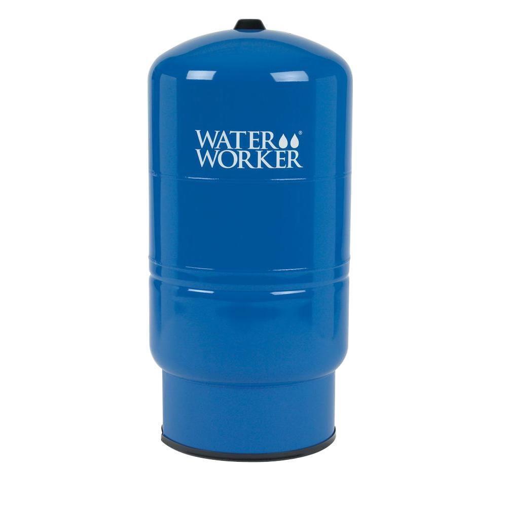 WaterWorker HT 30B Vertical Pressure Well Tank 30 gallon tan