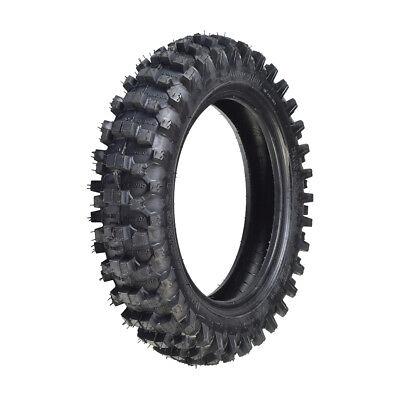3.00-10 Dirt Bike Tire with QD015 Knobby Tread
