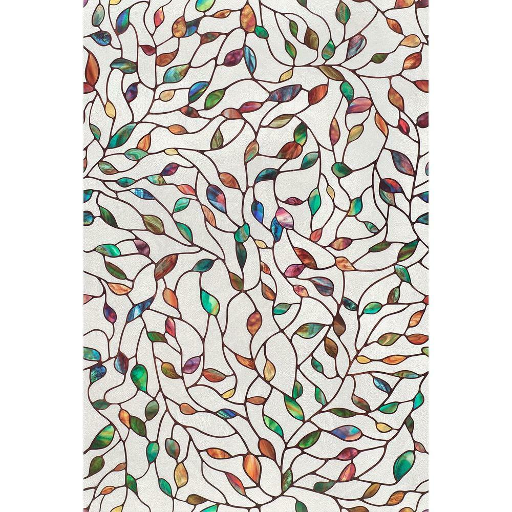 Decorative New Leaf Wall Mural