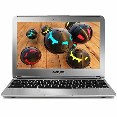 SAMSUNG LAPTOP 11.6-inch Dual Core CHROMEBOOK WiFi HDMI Webcam Google Chrome