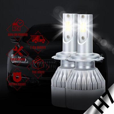 XENTEC LED HID Headlight kit H7 White for Mercedes-Benz SL65 AMG 2005-2006