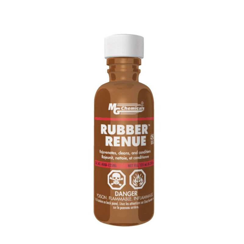 MG Chemicals 408A-125ML Rubber Renue 125 ml Liquid Bottle NEW!!!