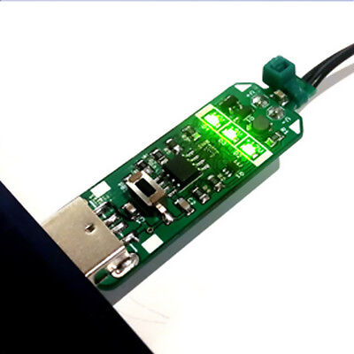 Usb Dc-dc Step Up Boost Converter 6v 9v Or 12v Power Supply Module