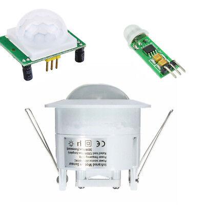 Hc-sr505sr501360 Ceiling Pir Infrared Body Motion Sensor Detector Lamp Bbc